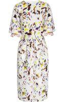 Preen By Thorton Bregazzi Matilda Sequined Jacquard Dress - Lyst