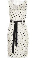 Precis Petite Deco Rose Print Dress - Lyst