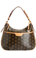 Dooney & Bourke Signature Collins Shoulder Bag - Lyst