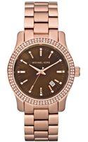 Michael Kors Chronograph Rose Gold Tone Stainless Steel Bracelet 39mm - Lyst