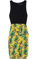 Proenza Schouler Floral Skirt Dress - Lyst