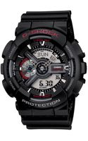 G-shock Mens Analog Digital Xl Black Resin Strap Watch - Lyst