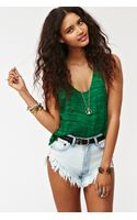 Nasty Gal Original Dukes Cutoff Shorts - Lyst
