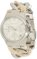 Michael Kors Modern Safari Runway Twist Chronograph - Lyst
