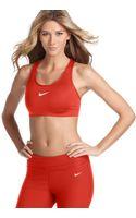 Nike Pro Combat Sports Bra - Lyst