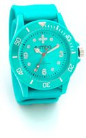 Rumbatime Electric Wave Perry Slap Watch - Lyst