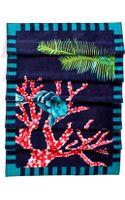Vilebrequin Blue Marine Beach Towel - Lyst