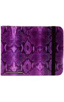 Kenneth Cole Reaction Snakeskin Ipad Cover - Lyst