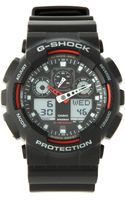 G-shock Casio Gshock Ga1001a4er Chronograph Black Watch - Lyst