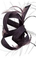 Ann Harvey Mauve Looped Fascinator - Lyst