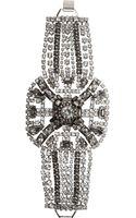 Erickson Beamon Crystal Starburst Bracelet - Lyst