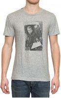Dolce & Gabbana James Dean Jersey T-shirt - Lyst