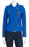 Iro Anabela Moto Jacket - Lyst