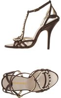 DSquared2 Highheeled Sandals - Lyst