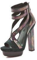 Rachel Zoe Payton High Heel Sandals - Lyst