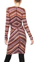 Missoni Viscose Wool Knitted Dress - Lyst