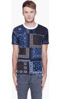 Adidas Originals x Opening Ceremony  Paisley T-Shirt - Lyst
