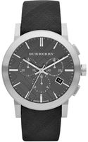 Burberry Womens Swiss Chronograph Beat Check Fabric Strap 42mm - Lyst