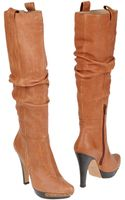 Pura Lopez Highheeled Boots - Lyst