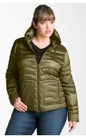 Bernardo Iridescent Down Jacket - Lyst