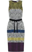 Paule Ka Silk Dress - Lyst