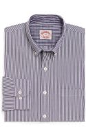 Brooks Brothers Supima Cotton Noniron Regular Fit Forward Point Collar Dress Shirt - Lyst