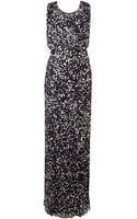 Untold Beaded Maxi Dress - Lyst