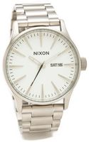 Nixon The Sentry Ss Watch - Lyst