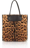 Alexander Wang Prisma in Leopard Pale Gold - Lyst