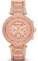 Michael Kors Michael Parker Watch 39mm - Lyst