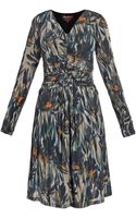 Max Mara Studio Ricco Dress - Lyst