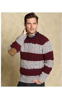 Tommy Hilfiger Herman Stripe Sweater - Lyst
