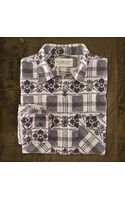 Ralph Lauren Borderprint Shirt - Lyst