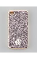 Tory Burch Dunraven Soft Iphone 4 Case Hydrangea - Lyst