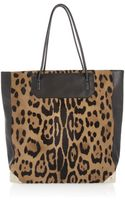 Alexander Wang Prisma Calf Hair and Leather Tote - Lyst