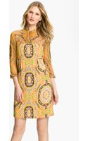 Nanette Lepore Hot To Trot Print Dress - Lyst