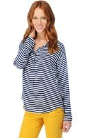 Splendid Long Sleeve Striped Shirting - Lyst