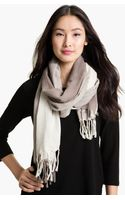 Eileen Fisher Organic Cotton Scarf - Lyst