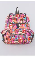 Lesportsac The Disney X Lesportsac Voyager Backpack in Wondrous Journey - Lyst