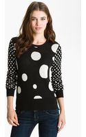 Remain Polka Dot Sweater - Lyst