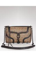 Rebecca Minkoff Shoulder Bag Mac Bombe - Lyst