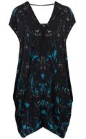 AllSaints Opium Oriana Dress - Lyst