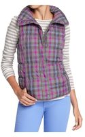 Old Navy Quilted Frostfree Vests - Lyst