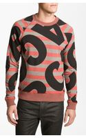 Marc By Marc Jacobs 'Marc' Sweatshirt - Lyst