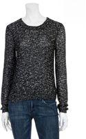 Alice + Olivia Novelty Crewneck Sweater - Lyst