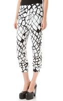Sass & Bide The Gospel Printed Pants - Lyst