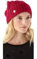 Marc By Marc Jacobs Ilona Sweater Hat - Lyst