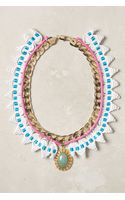 Anthropologie Threaded Alarice Necklace - Lyst