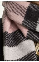 Burberry Cashmere Merino Wool Scarf - Lyst