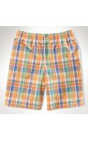 Polo Ralph Lauren Avalon Plaid Swim Trunk - Lyst